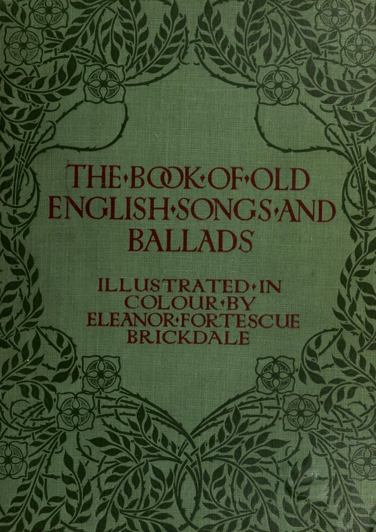 Old English Book Cover : Best eleanor fortescue brickdale book of old english