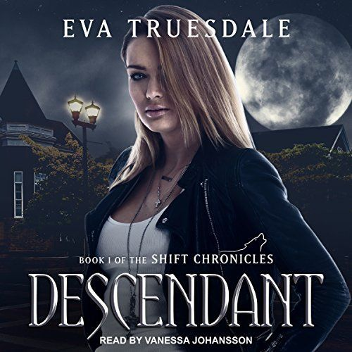 """Another must-listen from my #AudibleApp: """"Descendant"""" by Eva Truesdale, narrated by Vanessa Johansson."""