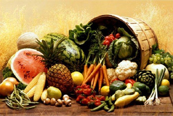 Απλοί τρόποι για να αφαιρέσετε φυτοφάρμακα από φρούτα και λαχανικά