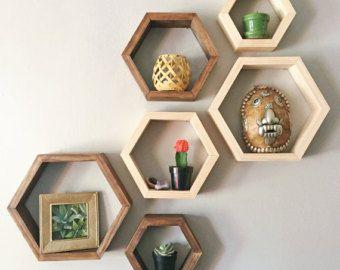 Nid d'abeilles de rayonnage faites-le vous-même par HaaseHandcraft