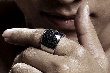 As interpretações culturais para os anéis!