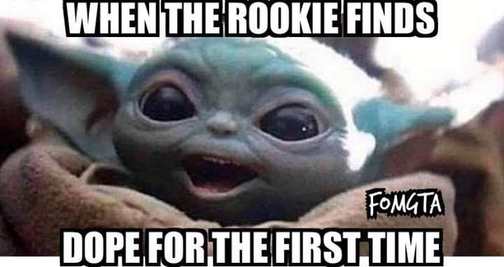Pin By D O A On Baby Yoda Yoda Wallpaper Haha Funny Yoda