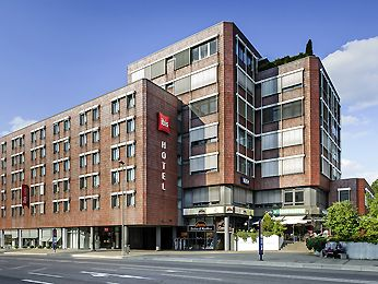 Economic hotel ULM - ibis Ulm City