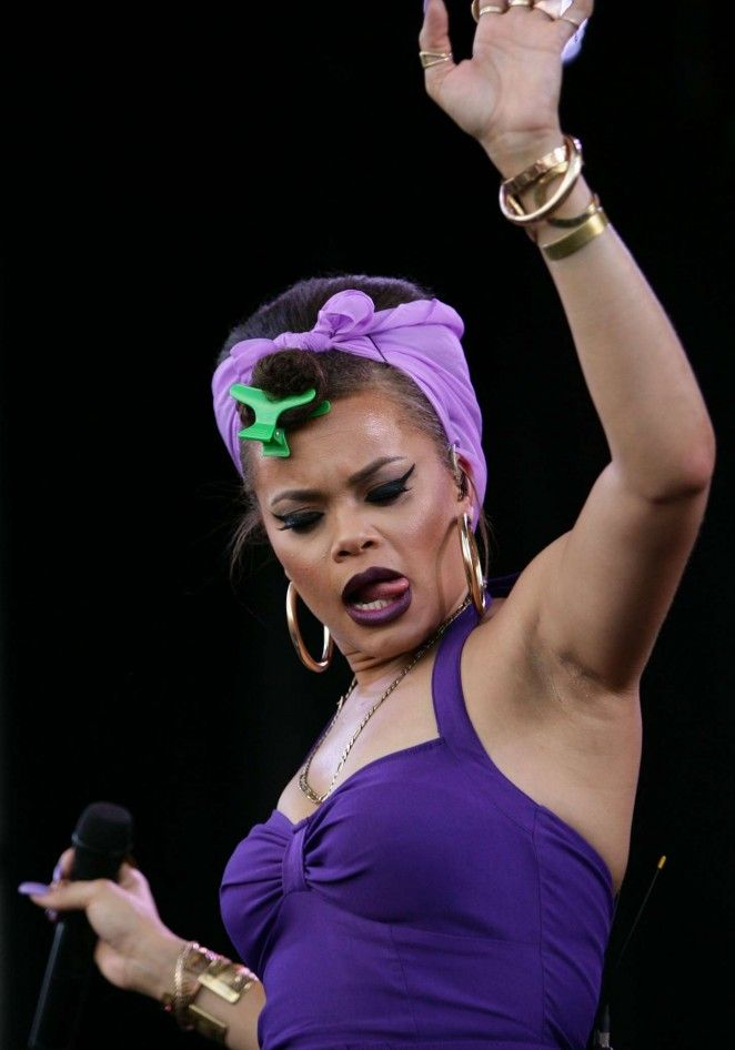 andra day | Back to post Andra Day – 2015 Life Is Beautiful Festival: Day 1 in ...