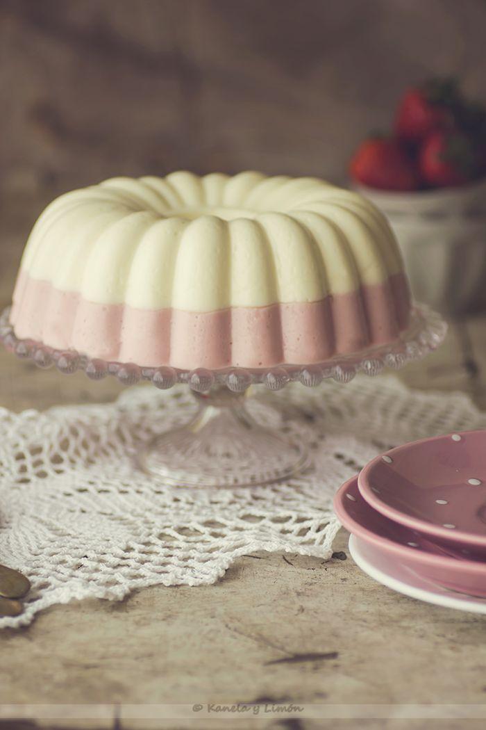 Kanela y Limón: Pastel de fresas con nata