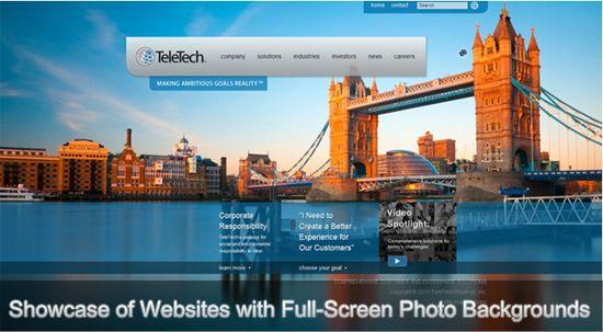 Teletech - Photo Background