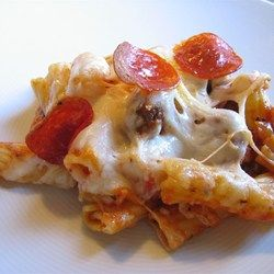 Manicotti Italian Casserole - Allrecipes.com