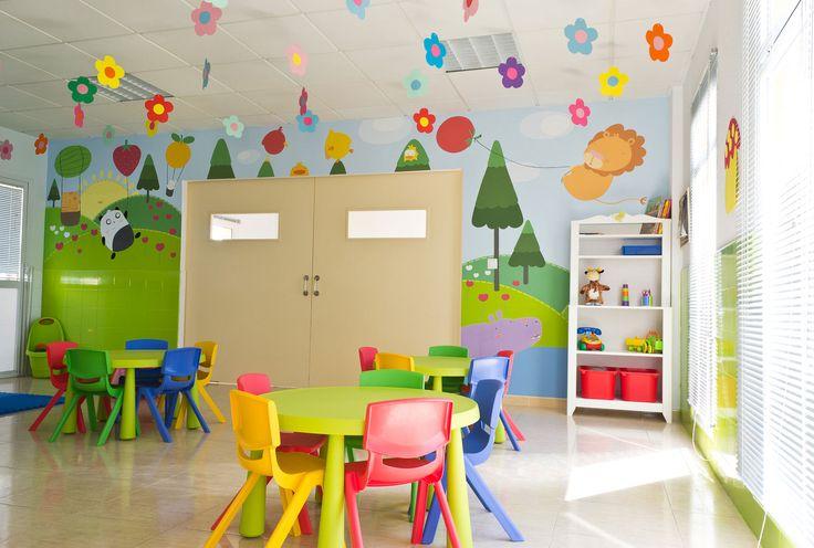 Muralestudio murales infantiles murales para colegios for Como pintar un mural en la pared