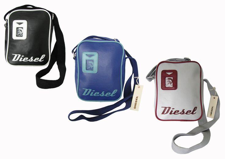 Diesel Brand Happy Days Richie Cross Body Shoulder Bag $34.99
