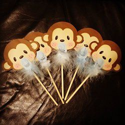 Baby Shower Planning: Monkey Themed Baby Shower for a Boy