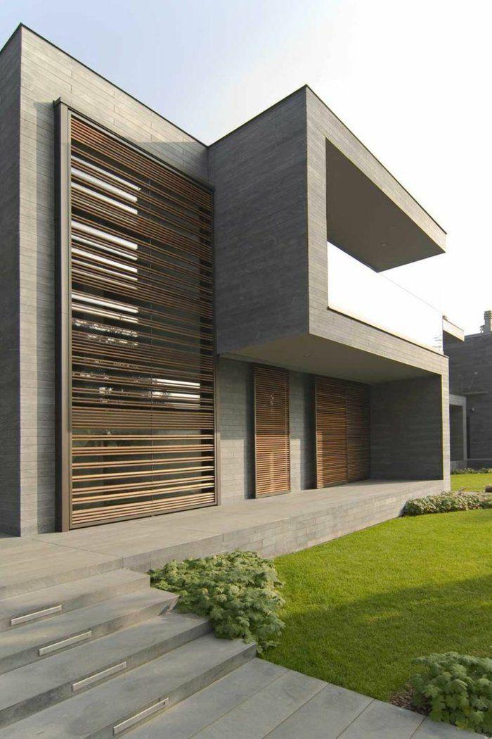 Best 25+ Façade maison moderne ideas on Pinterest | Extérieurs de ...