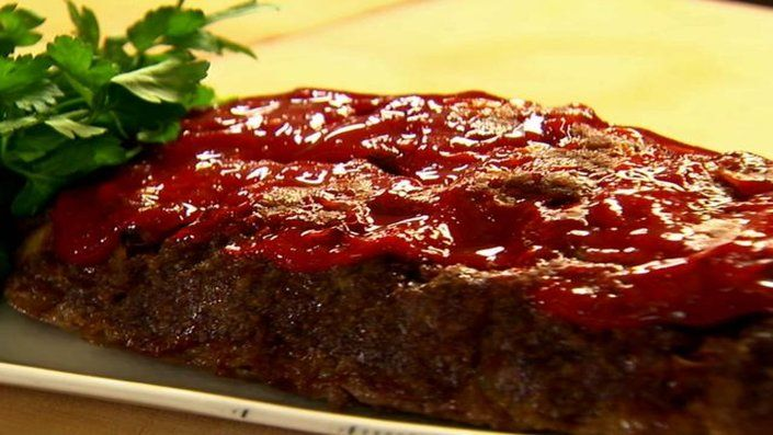 Barefoot Contessa's Meatloaf