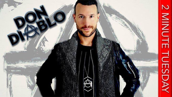 DON DIABLO | 2 MINUTE TUESDAY - Majo Montemayor #YouTube #LuigiVanEndless #VBlogger #Videos #MúsicaElectrónica #ElectroLovers https://youtu.be/WlkYlnZtqG8 En el video de hoy te platico de la vida de Don Diablo un gran DJ y Productor que ha sabido llevar su carrera a otro nivel y ser considerado uno de los mejores del mundo en la DJ Mag.  SUSCRÍBETE! http://www.youtube.com/subscription_center?add_user=majomontemayor Conoce más de la vida de Don Diablo su infancia la cercanía que tiene con su…