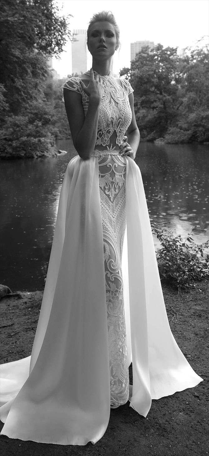 Lior Charchy 2017 Wedding Dress