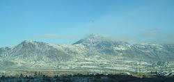Kamloops in winter
