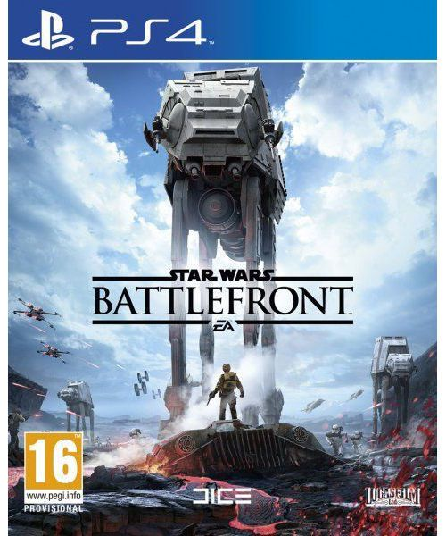 Videogioco Electronic Arts -STAR WARS BATTLEFRONT PS4