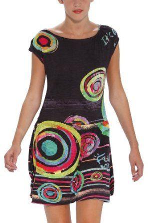 Desigual Vest Asun Dress