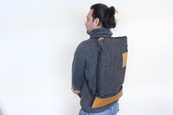 #etsy#etsyshop#thepinqueenshop#christmasgift#giftforhim  [https://www.etsy.com/listing/257149384/black-oversized-backpack-leather?ref=shop_home_active_9]