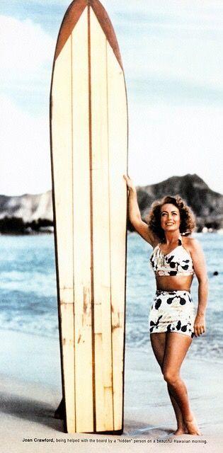 Joan Crawford HAWAII
