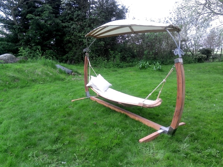 Enjoy summer and a cold drink!!! and relax with our amazing new oak Hertfordshire Hammocks