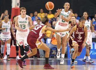 Blog Esportivo do Suíço:  Brasil bate Venezuela e ganha pela 16ª vez seguida o Sul-Americano feminino