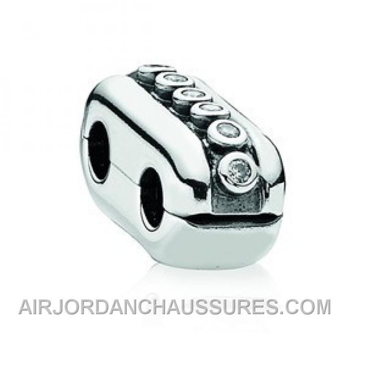http://www.airjordanchaussures.com/pandora-clip-charm-white-crystal-dualchannel-top.html PANDORA CLIP CHARM WHITE CRYSTAL DUAL-CHANNEL TOP Only 15,00€ , Free Shipping!