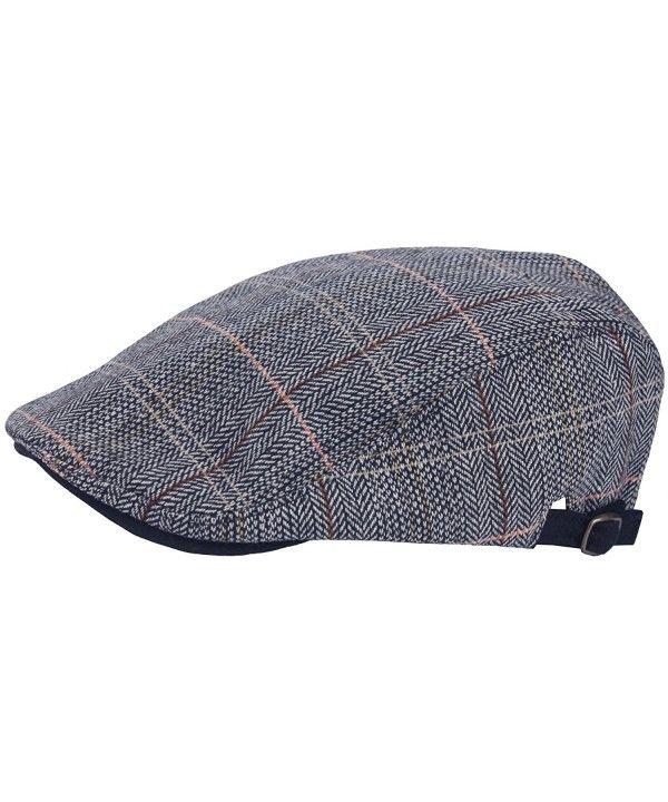 G66 Men Big Plus Size Herringbone Xl Xxl Newsboy Cap Cabbie Flat Golf Gatsby Hat Gray Cv1809h078c Newsboy Cap Gatsby Hat Newsboy