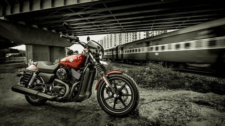 Harley Davidson Street 750 wallpapers