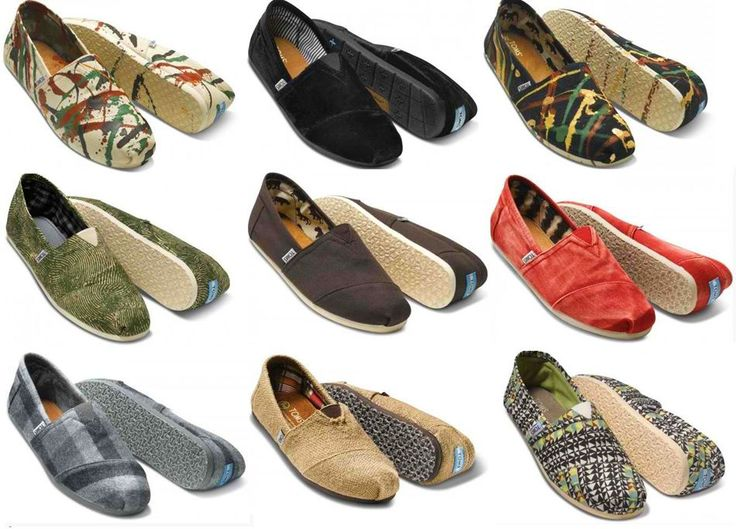 TOMS discount site. Some less than $20 Holy cow, I'm gonna love