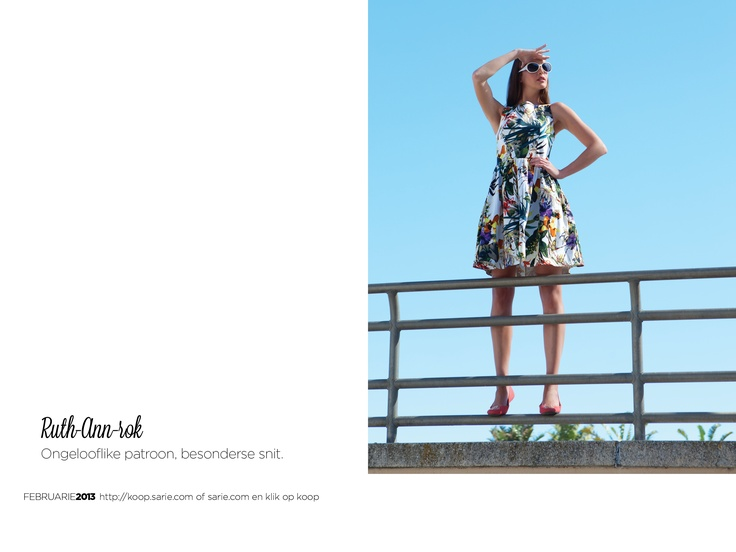 http://koop.sarie.com/tydskrif#/inhoud/026/bladsy8    Fotograaf: Francois Visser @ Infidels  Model: Agathe @ Boss Models