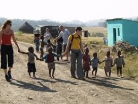 Join one of our community projects in Dinokeng - www.heroholidays.co.za