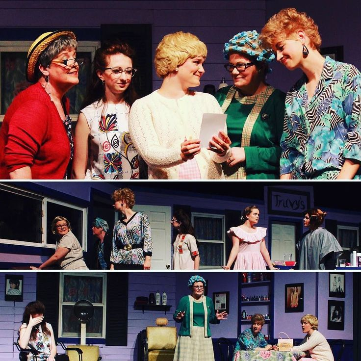 Congratulations to everyone involved with last weekends #TheatreAtTheWoods performance of Steel Magnolias.  You did a fantastic job. Kudos to cast members: Elisa Parker Caitlyn Ney Jessica Fleeman and Olivia Davidson and our two Fulton community members Suzy Johnston and Lindsey Hux 04.  by @joellavermeire #williamwoods #williamwoodsuniversity #theatremajor @elisanicole7 @kittycat_cait716 @jessiefleeman01 @oliviad5050 @thelindseymichelle
