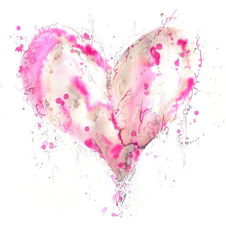 Abstract-watercolour-art-painting-Pink-Love-Heart-01-by-Emma-Plunkett-2.jpg 1,024×1,024 pixels
