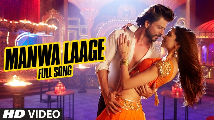 OFFICIAL: 'Manwa Laage' FULL VIDEO Song | Happy New Year | Shah Rukh Kha...