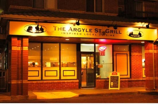 argyle st grill - Google Search