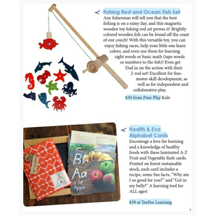 Feature in Green Child Magazine!
