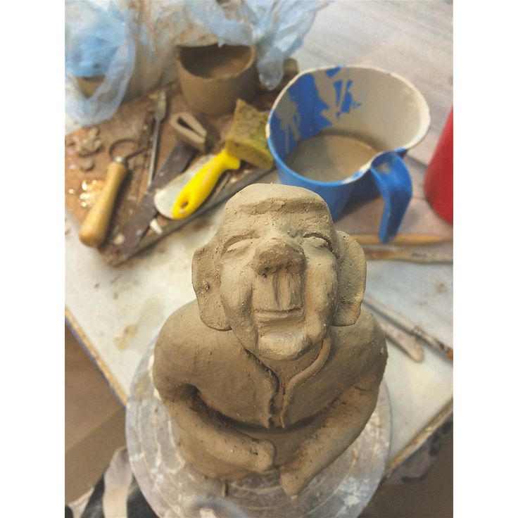 Ceramic Tombul - Ayse Ozturkmen