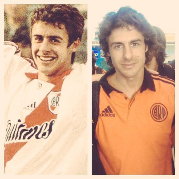 Pablo Aimar. 14 años después