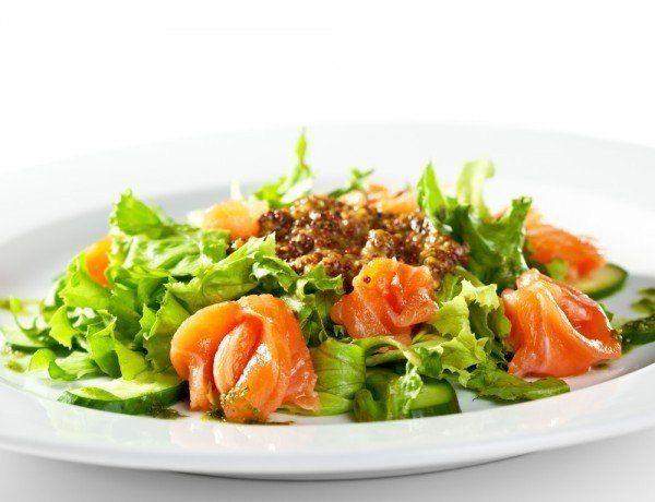 ТОП-10 лёгких праздничных салатов.