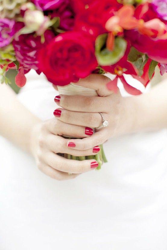 67 best Decoracion para bodas en rojo | Casamento Vermelho images on ...