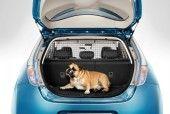 Nissan Leaf Dog Guard/Partition Rack