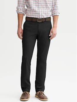 Slim-fit chino | Banana Republic - Not sure about the 'slim fit' part but they dont look too skinny