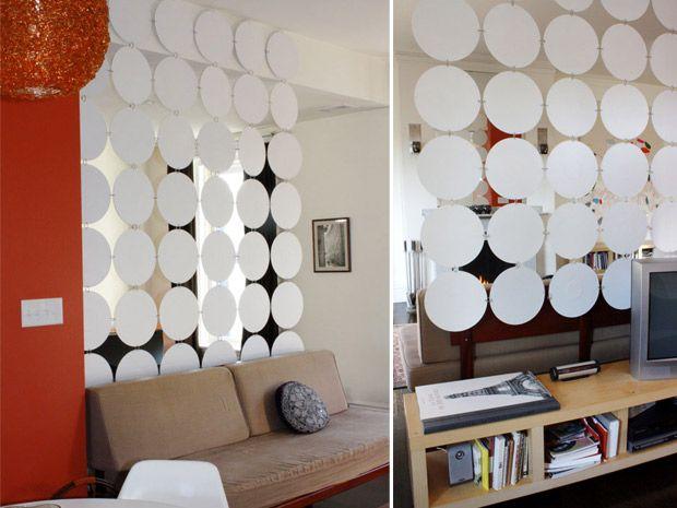 I divisori sono delle soluzioni per il salotto che creano un impatto visivo elegante, dando all'ambiente quel tocco in più che lo renderà più particolare.