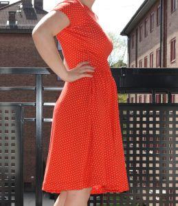Montea dress by Colette Patterns.