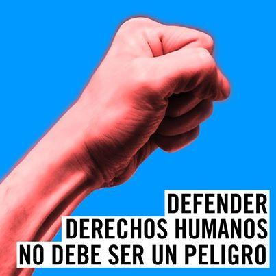 Defensoras y defensores de derechos humanos como Leonel Rivero, quien ha representado importantes casos como el del profesor indígena Alberto Patihstán, son víctimas de ataques e intimidaciones debido a su labor.  Actúa ya para proteger a las personas que defienden los derechos humanos y que los ataques no permanezcan en la impunidad en: www.alzatuvoz.org/leonel