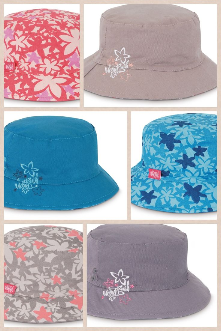 Girls reversible beanie hats £9.99