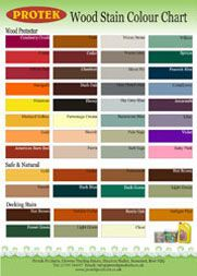 Nice Wood Stain Colors