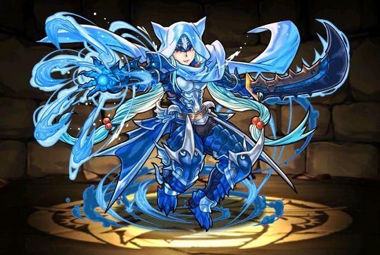 Water Dragon Knight - Puzzle & Dragons Wiki - Wikia