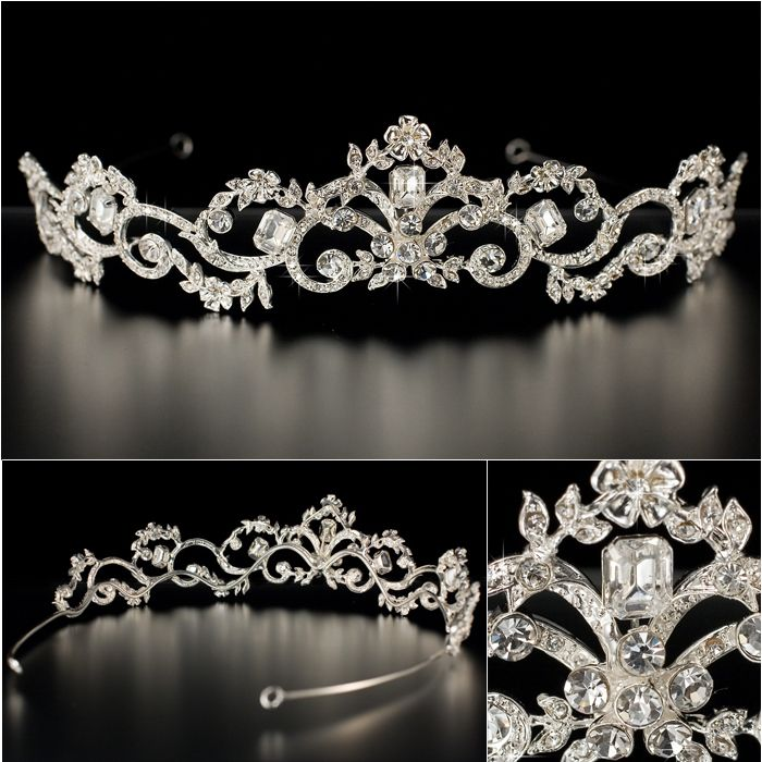If I Would Ever Have To Wear A Tiara For My Wedding It Only