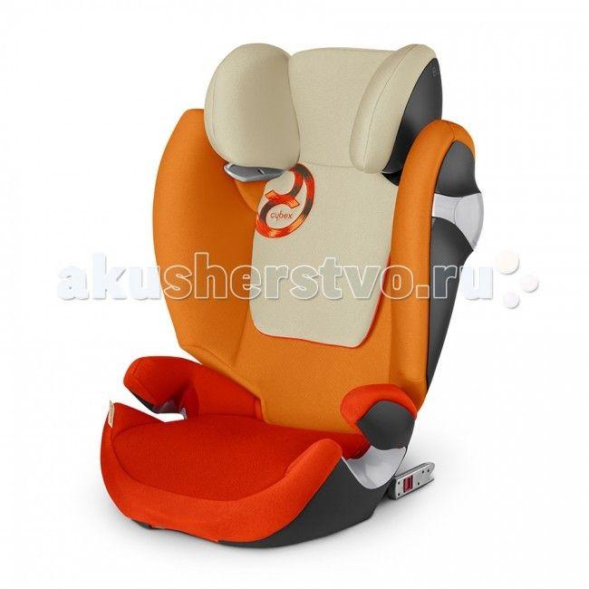 Автокресло Cybex Solution M-FixSolution M-FixНовая модель в линейке автокресел Cybex Solution. Его главным новшеством является усовершенствованная система защиты от бокового удара - L.S.P. Plus. Это новое и уникальное кресло может использоваться для детей от 3 до 12 лет (группа 2-3). Как правило, это детки весом от 15 до 36 килограмм. Прочные материалы, оригинальный дизайн и полная безопасность по достоинству будут оценены и детьми, и родителями. Эргономичное автокресло имеет предусмотренную…